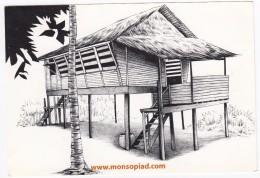 Malaysia - Monsopiad Cultural Village, Tanjung Aru, Sabah - Maleisië