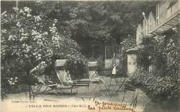 A-16 6679 :  LUXEUIL LES BAINS  VILLA DES ROSES - Luxeuil Les Bains