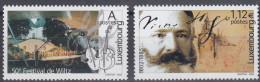 Luxemburgo 2002 Nº1526/27 Nuevo - Luxemburgo