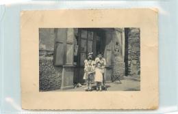 D 63 -  TALLENDE - PHOTO - Magasin Vers L´ église En 1952 - Autres Communes