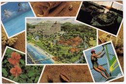 Malaysia - Penang Mutiara - Beach Resort - Penang-   (+ Stamp/timbre) - Maleisië