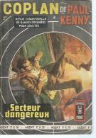 COPLAN  N° 4  - ARTIMA / AREDIT 1970 -  PAUL KENNY - Arédit & Artima