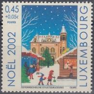 Luxemburgo 2002 Nº1546 Nuevo - Luxemburgo