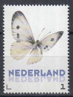 Nederland - Uitgiftedatum 20 Maart 2016 - Janneke Brinkman - Groot Koolwitje -  Vlinder/butterfly/Schmetterling - MNH - Netherlands