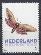 Nederland - Uitgiftedatum 20 Maart 2016 - Janneke Brinkman - Ligusterpijlstaart -  Vlinder/butterfly/Schmetterling - MNH - Netherlands