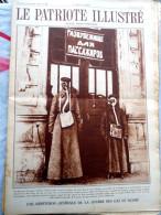 Le Patriote Illustré N°47 Du 24/11/1929 Forest Albert Brenta Curie Canton New York Galàpagos - Collections