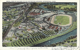 Springfield - Aerial View Of Eastern States Exposition Grounds - Springfield