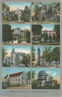 Bloomington - Indiana University - Town Halls - Kirkwood Observatory - Library - Bloomington