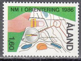 Aland     Scott No. 24    Mnh     Year  1984 - Aland
