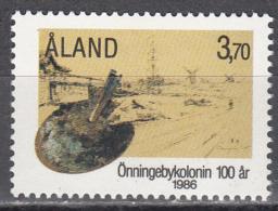 Aland     Scott No. 25    Mnh     Year  1984 - Aland