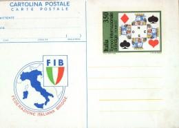 PIA - ITA - 12.3.1983 : Torneo Internazionale Di Bridge- (FILAGRANO I.P. C 193) - Giochi