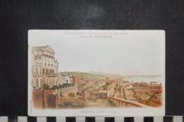 CP, Russie, Exposition Universelle De 1900 Panorama Transsibérien De Moscou A Pekin - Russie
