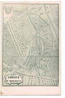 10662  CPA  : Parnoy-en-Bassigny /  Plan De L'Abbaye De MORIMOND - France