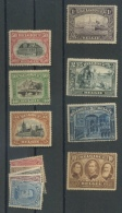 142/146 *  148 149 *  Propre Charnière   Cote 100 Euros - 1915-1920 Albert I