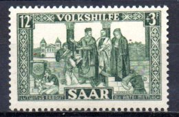 1/ Sarre N° 279 Neuf  XX MNH  , Cote :  13,00 € , Disperse Trés Grosse Collection ! - 1947-56 Gealieerde Bezetting
