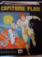 Album Panini Complet Capitaine Flam 1981 - Edition Française