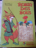 Album Panini Complet Robin Des Bois 1983 - French Edition