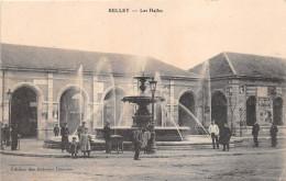 Belley Halles Pub Absinthe Berger - Belley
