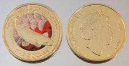 Fidji 1 Dollar 2009 Au Fish Couleurs Animal - Fidji