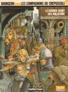 Le Dernier Chant Des Malaterre (les Compagnons Du Crépuscule 3),de François Bourgeon - Livres, BD, Revues