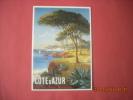 CLOUET  101069  COTE D AZUR   CANNES NICE  MONACO   HUGO D ALESI - Publicité