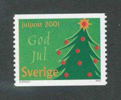 SUEDE 2001 - YT 2240 - Facit 2275 - Neuf ** MNH - Noël (I) - Neufs