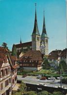 SWITZERLAND - Luzern 1971 - Hofkirche - LU Lucerne