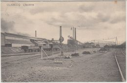 26665g  ACIERIE - Clabecq - 1914 - Tubeke
