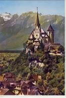RANKWEIL - Vorarlberg, Wallfahrtskirche Gegen Schweizer Berge - Rankweil