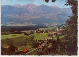 SCHNIFIS Im Walgau, Vorarlberg - Panorama Von Oben - Autriche