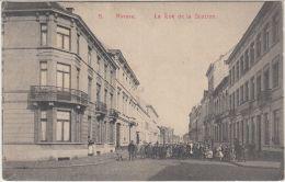 26708g  RUE DE LA STATION - Ninove - 1909 - Ninove
