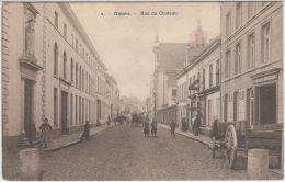 26709g  RUE DU CHATEAU - Ninove - 1912 - Ninove