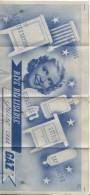 Rêve Réalisable  Grace Au GAZ/ Quittance / Usine à Gaz De Versailles / Fusion Des Gaz//1943    GEF60 - Electricité & Gaz