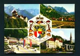 LIECHTENSTEIN  -  Multi View  Unused Postcard - Liechtenstein