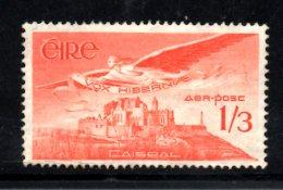 Y1894 - IRLANDA  , Posta Aerea Unificato N. 6  ***  MNH - Posta Aerea