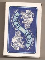 Jeu De 32 Cartes Publicitaire - Papier à Cigarettes LE NIL - Parfait état - Autres