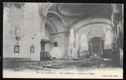 330  -  Ile D'oléron - Le Chateau - Intérieur De L'église  - Oda68 - Ile D'Oléron