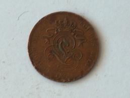 Belgique 2 Cents 1865 Centimes - 1831-1865: Léopold I