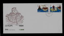 FDC -  EUROPA CEPT  - 1994 -  IRELAND - 1994