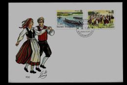 FDC -  EUROPA  CEPT - 1981  -  FINLAND - Europa-CEPT