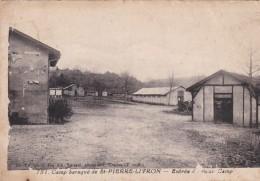 St-PIERRE-LIVRON  Entrée Du Camp - Autres Communes