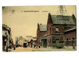 17108 - Blankenberghe - La Gare - Blankenberge