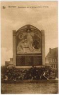 Becelaere, Beselare, Gedenkteeken Aan De Oorlogsslachtoffers 1914-18 (pk27836) - Zonnebeke