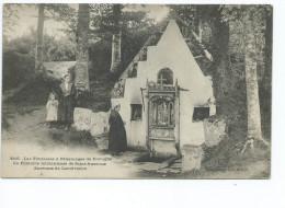 Les Fontaines à Pelerinages De Bretagne Fontaine Miraculeuse De Saint Anastase Environs De Landivisiau 3016 1906 Villard - Landivisiau