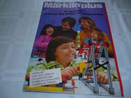 CB11 Catalogue Modélisme Marklin Plus 1974 - Circuits Automobiles