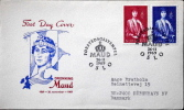Norway 1969 MiNr.598-99  FDC (lot 2545) - FDC