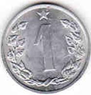 Tschechoslowakei - Tchécoslovaquie 1 Halier, Haler 1963 - Tschechoslowakei