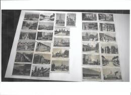 Lot 30 CPA -75 - Paris  ( En L'état - Défauts Traces De  Décollage Album Au Verso   - 2 Scans) - Cartes Postales