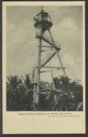 SEYCHELLES - Mahe : Denis Island Lighthouse. - Seychellen