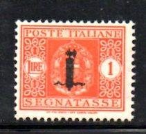 Y1274 - RSI 1944 ,, Segnatasse N. 68  * - 4. 1944-45 Social Republic
